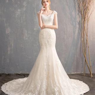 マーメイドドレス/ウエディングドレス(ウェディングドレス)