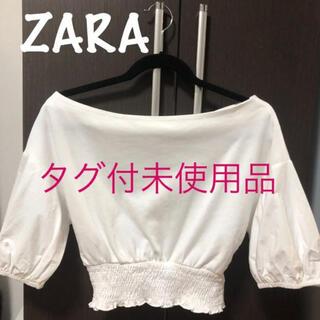 ZARA - ZARA 【新品未使用品!】トップス