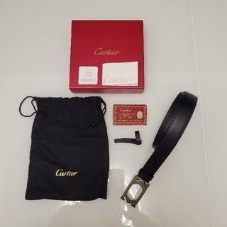 Cartier - カルティエ  メンズ  ベルト/傷あり