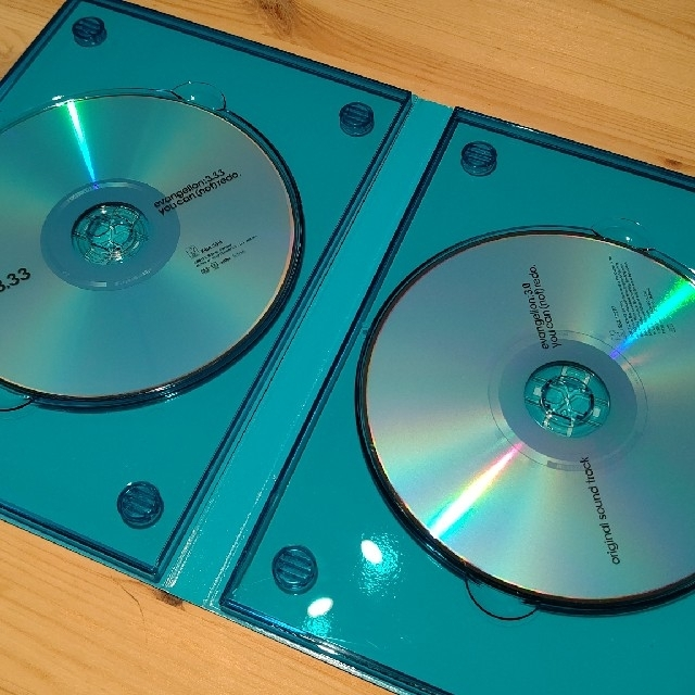 ヱヴァンゲリヲン新劇場版:Q DVD EVANGELION:3.33 エンタメ/ホビーのDVD/ブルーレイ(アニメ)の商品写真
