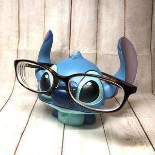 ディズニー(Disney)のスティッチ メガネ置き インテリア オマケ付き(置物)