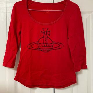 ヴィヴィアンウエストウッド(Vivienne Westwood)の七分袖 Tシャツ(Tシャツ(長袖/七分))