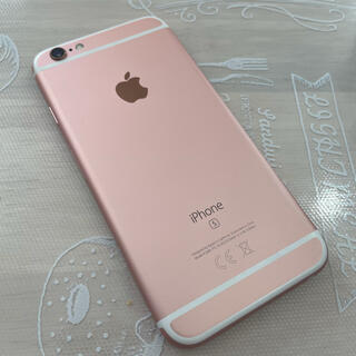 Apple - iPhone 6s Rose Gold 32 GB SIMフリー
