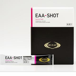 アジノモト(味の素)のライザップ♡EAA SHOT アセロラ味 1箱(アミノ酸)