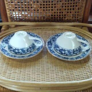 ニッコー(NIKKO)のNIKKO コーヒーカップセット(食器)