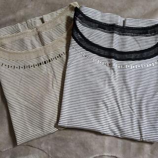 インテレクション(INTELECTION)のINTELLECTION 袖なしTシャツ 2枚(Tシャツ(半袖/袖なし))