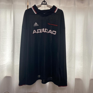 gosha rubchinskiy × adidas サッカーシャツ