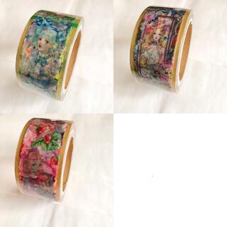 oppテープ セット 海外作家 新品 専用(テープ/マスキングテープ)