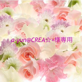 a-yun@CREA☆+様専用(TVドラマ)