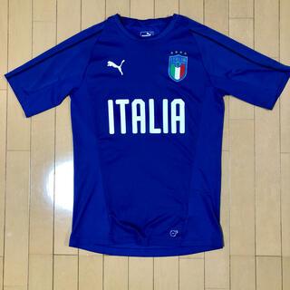 PUMA - プーマ イタリア代表 プラクティスシャツ