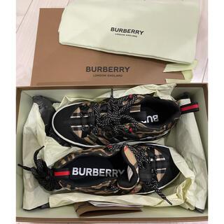 バーバリー(BURBERRY)のBurberry 靴 36 新品未使用(スニーカー)