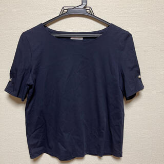 インデックス(INDEX)のインデックス カットソー トップス(カットソー(半袖/袖なし))