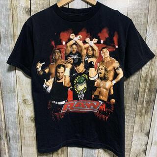 アリストトリスト(ARISTRIST)のAAA   RAWロー Tシャツ  WWE プロレス(Tシャツ/カットソー(半袖/袖なし))
