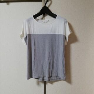 ロペピクニック(Rope' Picnic)のロペピクニック 半袖切り替えカットソー(Tシャツ(半袖/袖なし))