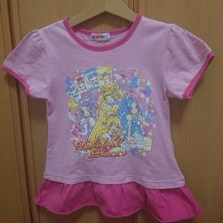 BANDAI - ドキドキプリキュア Tシャツ 120サイズ