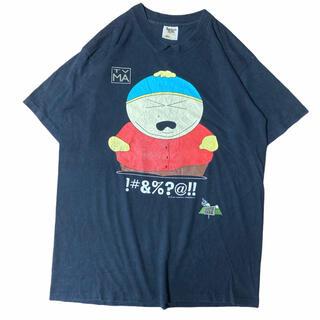 【希少】90sSOUTH PARK サウスパーク肩幅52身幅54袖丈21着丈77(Tシャツ/カットソー(半袖/袖なし))