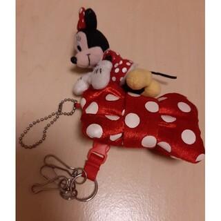 ディズニー(Disney)のミニーキーケース(キーケース)