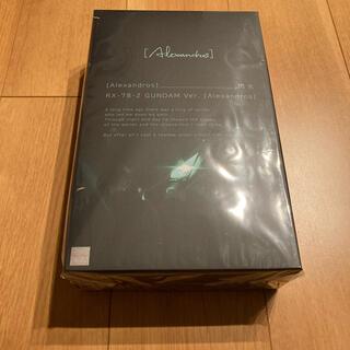 バンダイ(BANDAI)の閃光 Alexandros 完全生産限定版 オリジナルガンプラ付き (ポップス/ロック(邦楽))