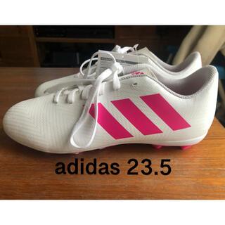 adidas サッカースパイク 23.5㎝ 未使用品