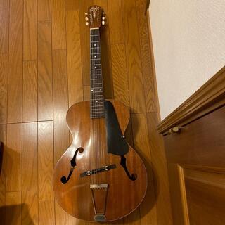 SILVERTONE  arched guitar(ジャンク)60's(アコースティックギター)