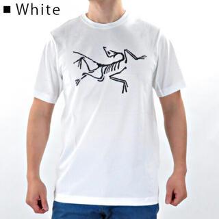 アークテリクス(ARC'TERYX)のアークテリクス ロゴ Tシャツ 半袖 アウトドア キャンプ トップス メンズ(Tシャツ/カットソー(半袖/袖なし))