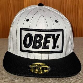 オベイ(OBEY)のOBEY メンズ ストレートキャップ スナップバック(キャップ)