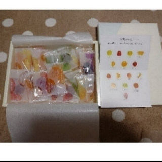 ミツコシ(三越)の彩果の宝石 🍓 25個入り(菓子/デザート)