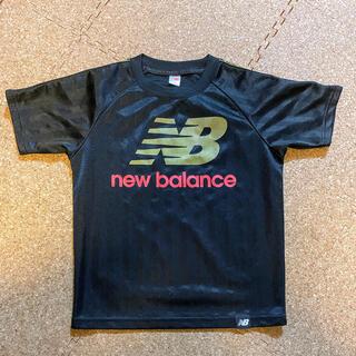 ニューバランス(New Balance)のニューバランスnew balance ジャージ素材Tシャツ 110(Tシャツ/カットソー)
