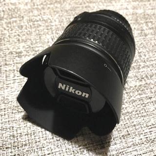 Nikon - Nikon DX AF-S NIKKOR 18-55mm 1:3.5-5.6GⅡ