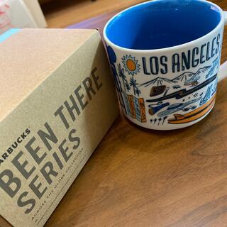 Starbucks Coffee - 【箱付き】スタバ ロサンゼルス限定マグカップ