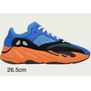 アディダス(adidas)の【値下げ】ADIDAS YEEZY BOOST 700 26.5cm(スニーカー)