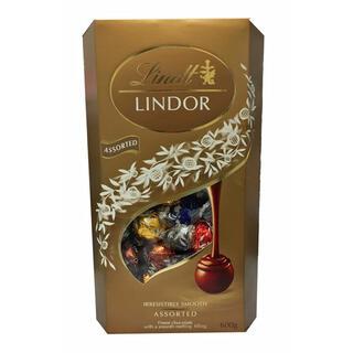 リンツ(Lindt)のコストコ チョコレート Lindt LINDOR アソート600g(菓子/デザート)
