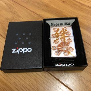 ジッポー(ZIPPO)の絆zippo(タバコグッズ)