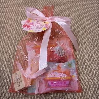【新品未開封】sakura bath gift サクラバスギフト 入浴剤