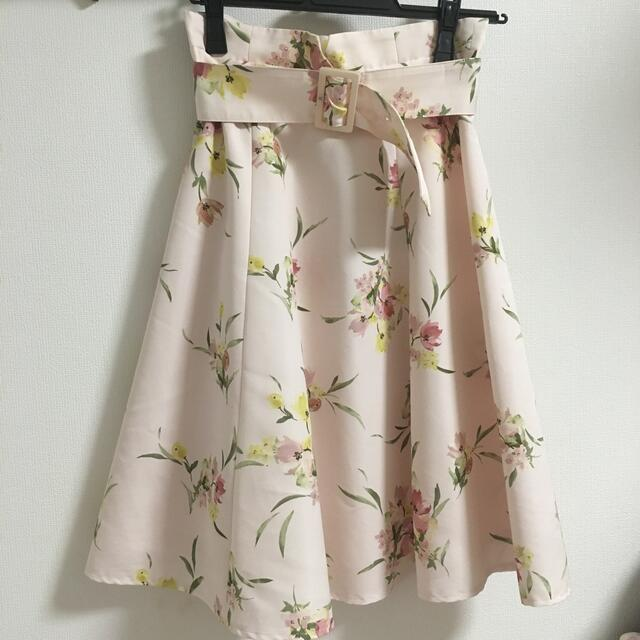 Apuweiser-riche(アプワイザーリッシェ)のアプワイザーリッシェスカート レディースのスカート(ひざ丈スカート)の商品写真