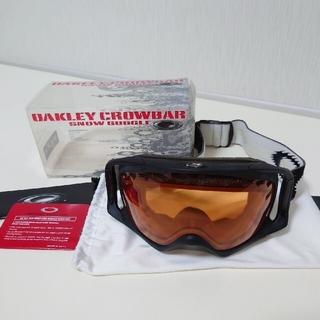 オークリー(Oakley)のOAKLEY CROWBAR スノーゴーグル(アクセサリー)