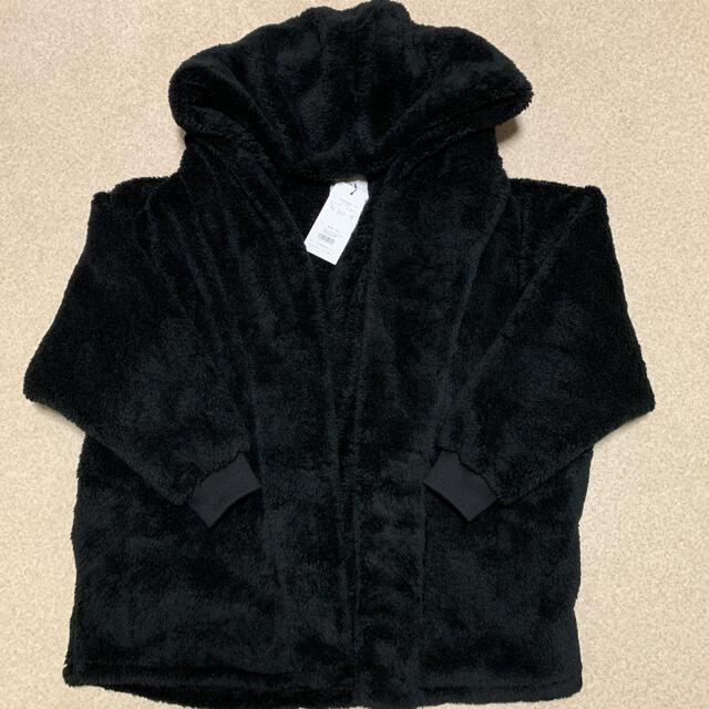 GYDA(ジェイダ)のGYDA フードボアCO モコモコアウター レディースのジャケット/アウター(毛皮/ファーコート)の商品写真