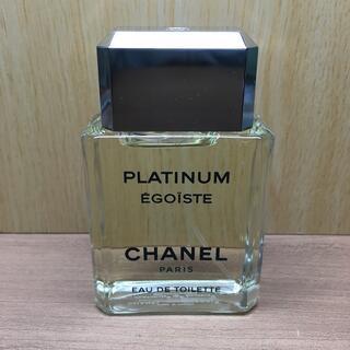 CHANEL - 【新品未使用】50ml シャネル Chanel エゴイスト プラチナム
