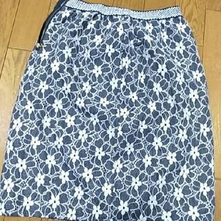 エニィスィス(anySiS)のanysis タイトスカート 膝丈 サイズ1 エニスィス(ひざ丈スカート)
