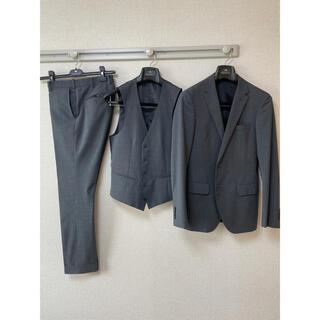 青山 - 洋服の青山(MODA RITORNO)3ピーススーツ  YA6