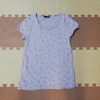 アルシーヴ(archives)のリボンプリントTシャツ(Tシャツ/カットソー)