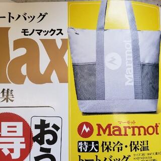 MARMOT - 特大保冷トートバッグ