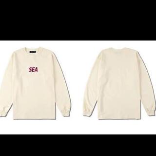 シー(SEA)のWIND AND SEA SEA(foil)L/S T-SHIRT(Tシャツ/カットソー(七分/長袖))