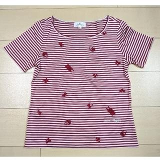 クレージュ(Courreges)の超美品!クレージュ Tシャツ ラメ入り (Tシャツ(半袖/袖なし))