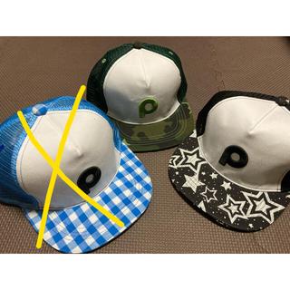 釣具のポイント 帽子 子供(ウエア)