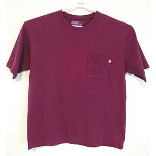チャオパニックティピー(CIAOPANIC TYPY)のチャオパニックティピー USAコットン半袖ポケットTee Tシャツ メンズ(Tシャツ/カットソー(半袖/袖なし))