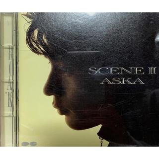 アスカコーポレーション(ASKA)の送料込 CD SCENEⅡ ASKA(ポップス/ロック(邦楽))