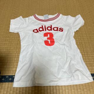 アディダス(adidas)のadidas Tシャツ(Tシャツ/カットソー)