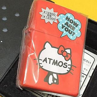 ジッポー(ZIPPO)のZIPPO×ATMOS×Sanrio ハローキティ コラボ 限定500個 未使用(タバコグッズ)