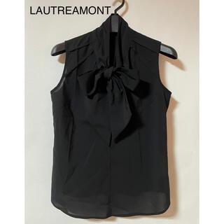 LAUTREAMONT - LAUTREAMONT ボウタイブラウス